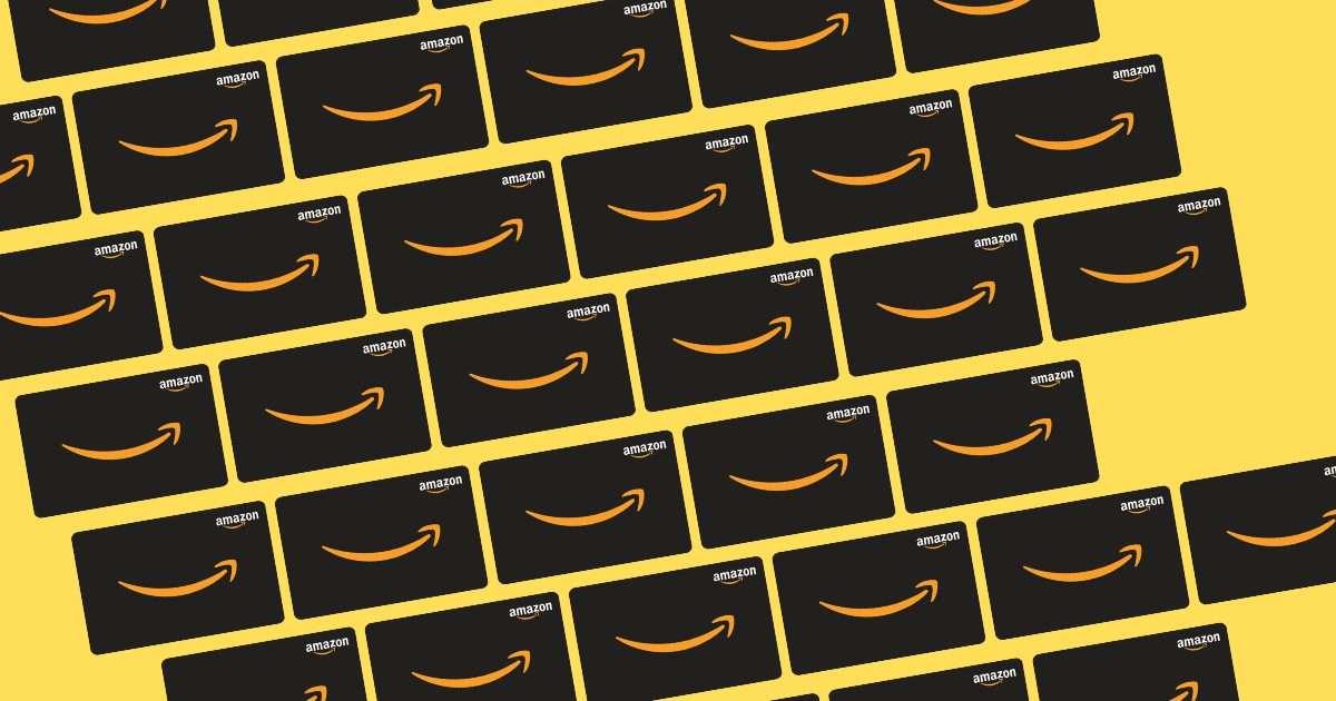Sell Amazon Gift Card