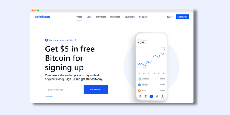 How to Sign Up For Coinbase