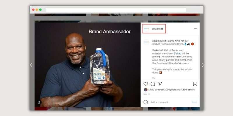 Become a Brand Ambassador on Instagram