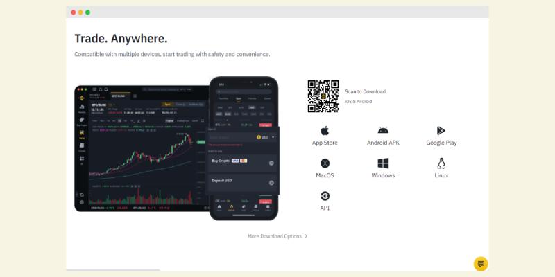 Binance Crypto Wallet
