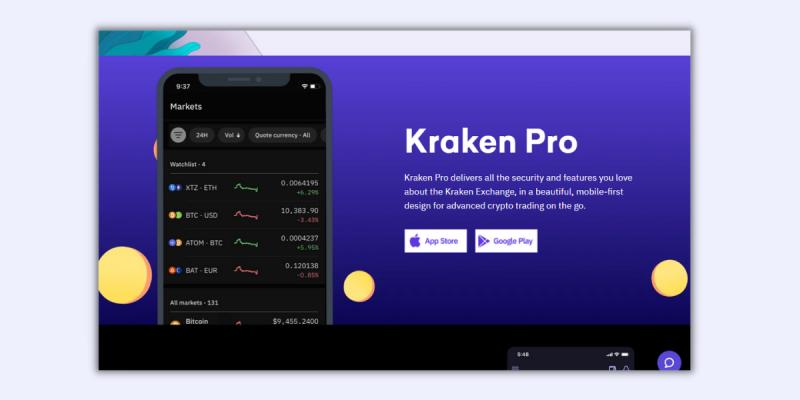 Kraken Mobile Apps
