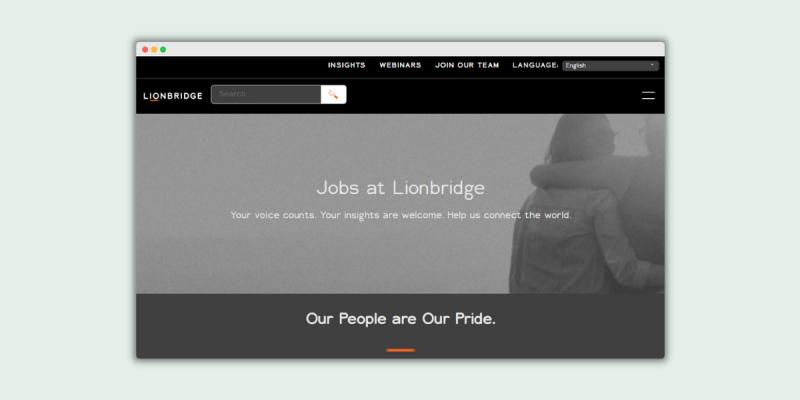 Lionbridge Proofreading Jobs