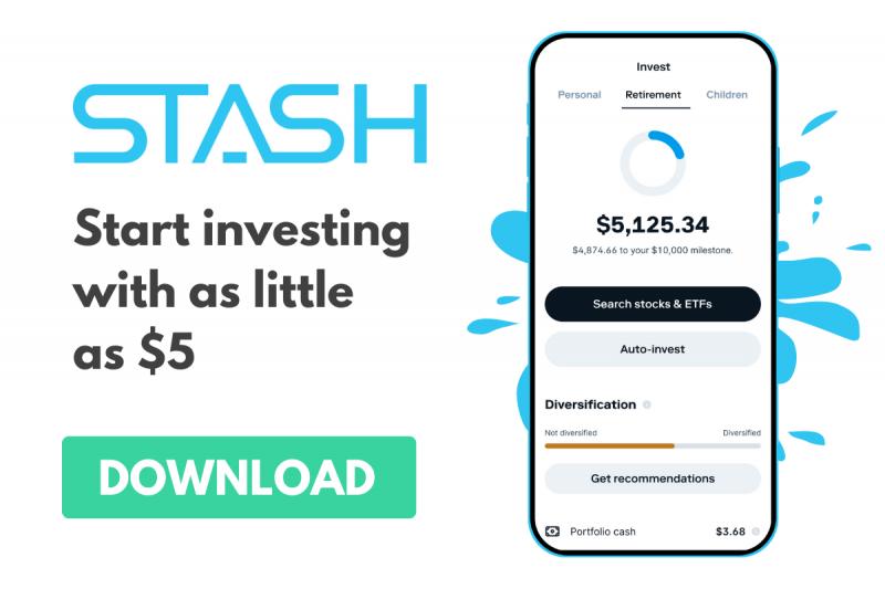 Stash Ad Main Page