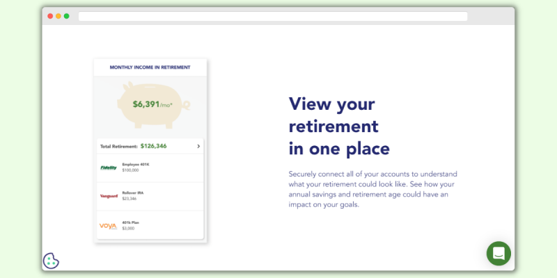 Blooom All Your Retirement Accounts in One Place