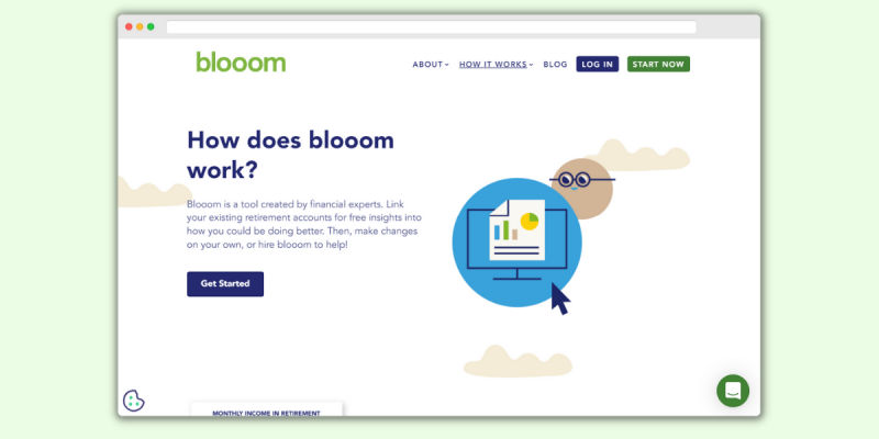 Blooom How Does it Work