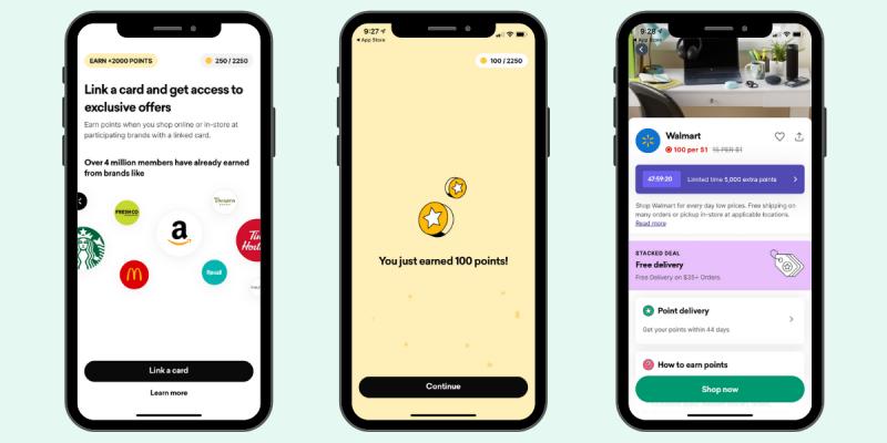 Drop App Mobile Experience