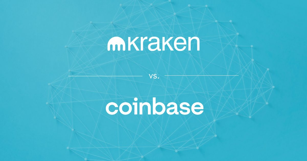 Kraken vs. Coinbase