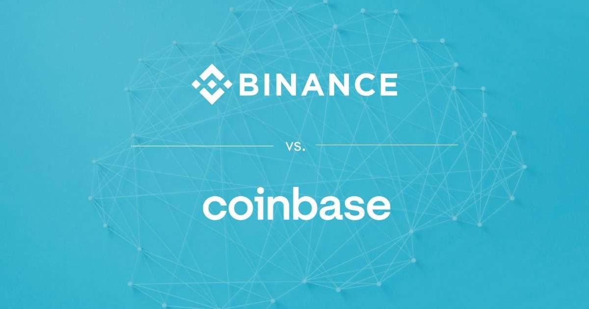 Binance vs. Coinbas