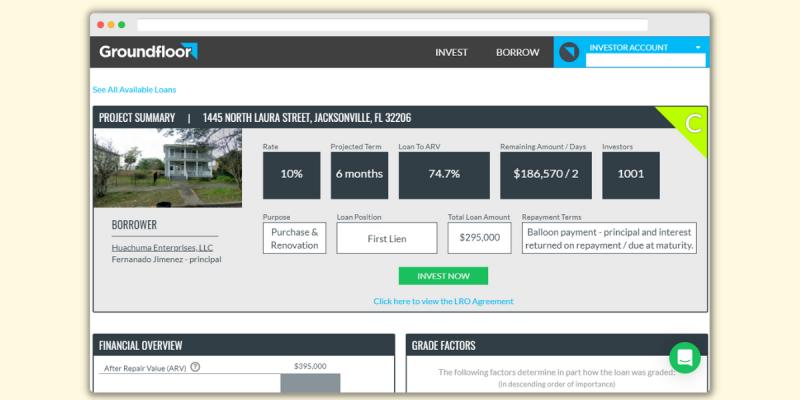 Groundfloor Loans