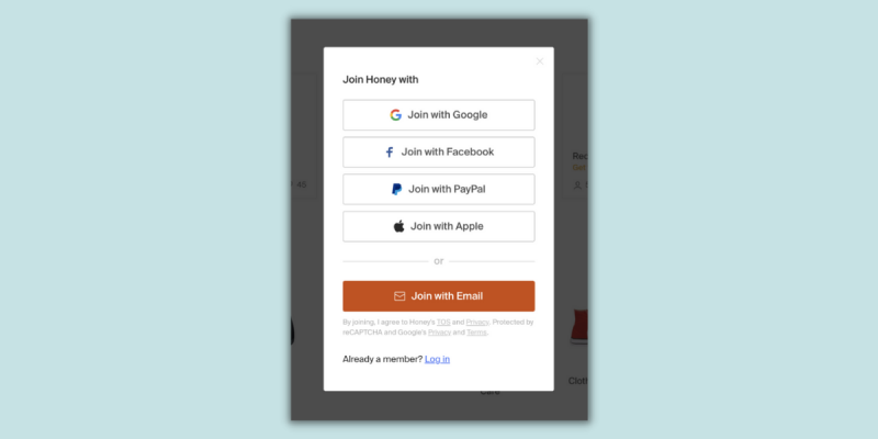 How to Sign Up to The Honey App