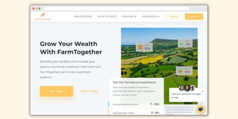 FarmTogether Homepage